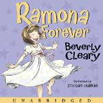 RAMONA FOREVER by Beverly Cleary audiobook cover