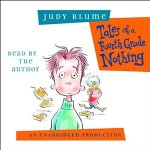 TALES OF A FOURTH GRADE NOTHING by Judy Blume audiobook cover