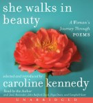 SHE WALKS IN BEAUTY audiobook cover
