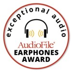 AudioFile Magazine Earphones Award icon